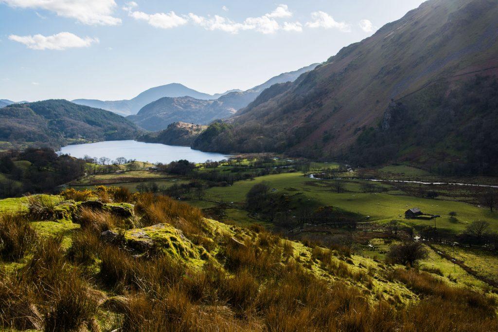 Llyn Gwynant, Snowdonia, Wales
