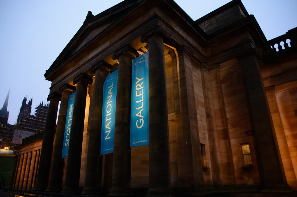 Edinburgh Scottish National Gallery