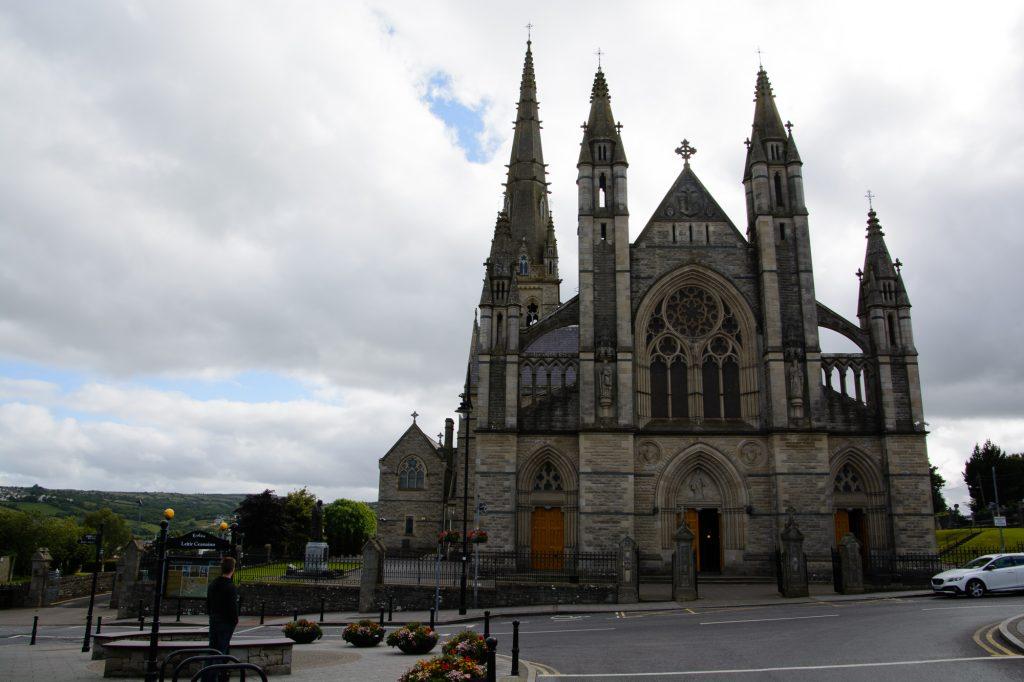 Die Kathedrale von Letterkenny