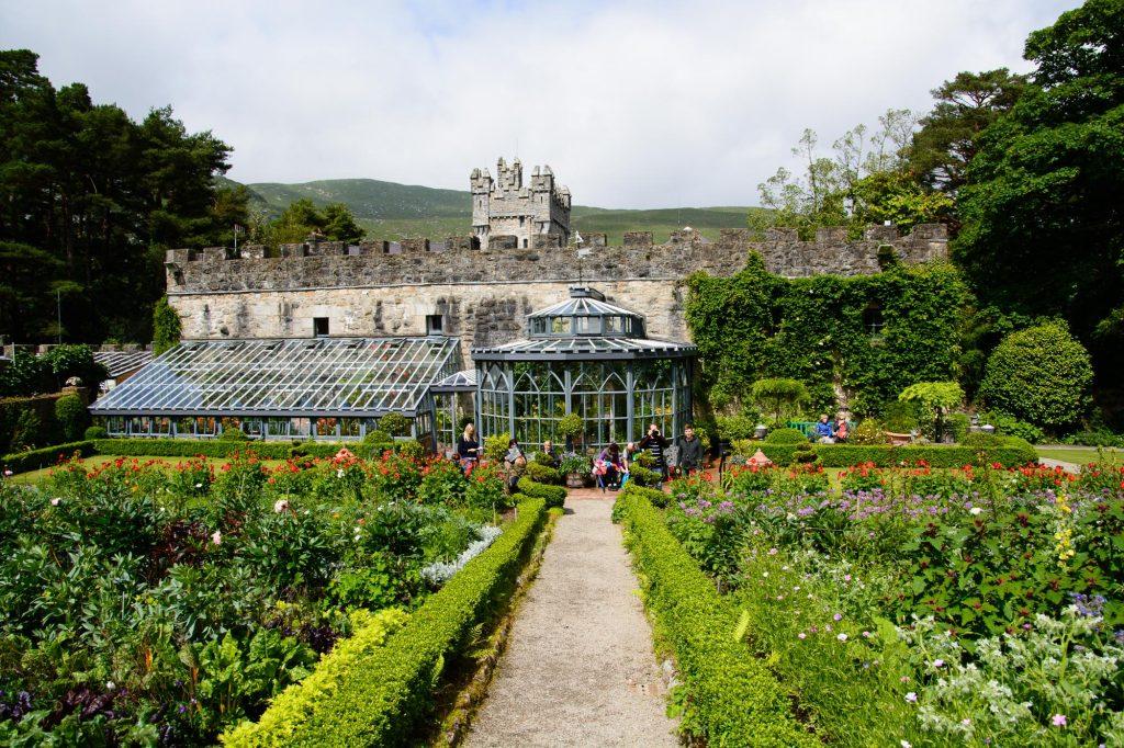 Glenveagh Castle Gardens