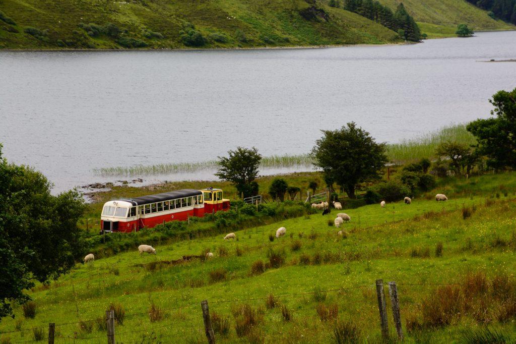Eisenbahn Lough Finn