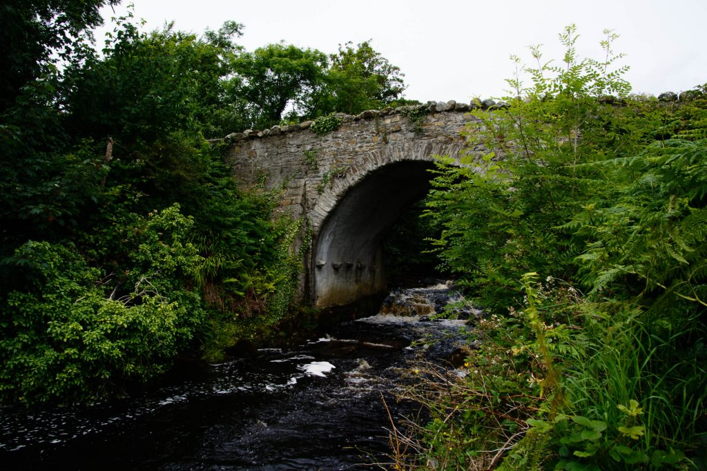 Brücke in Teelin