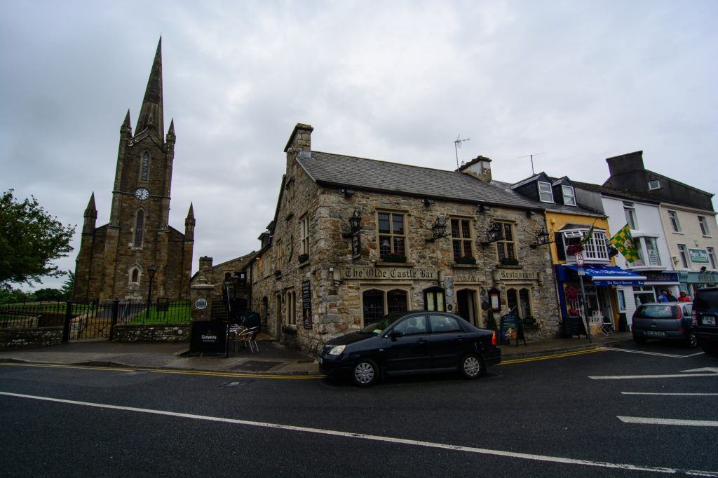 Donegal Town Kirche