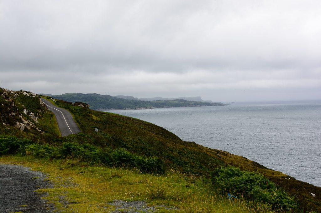 Straße nach Fanad Head